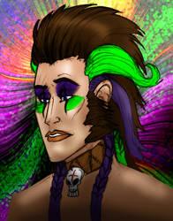 2010 Loki Colored