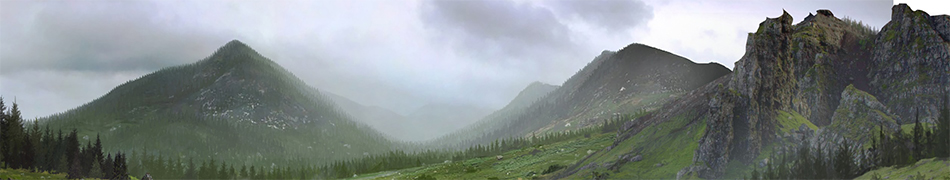CoE Mountains