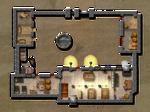 Manor with interior