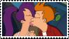 FryxLeela Stamp by gleefulcynic