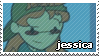 Jessica Stamp by gleefulcynic