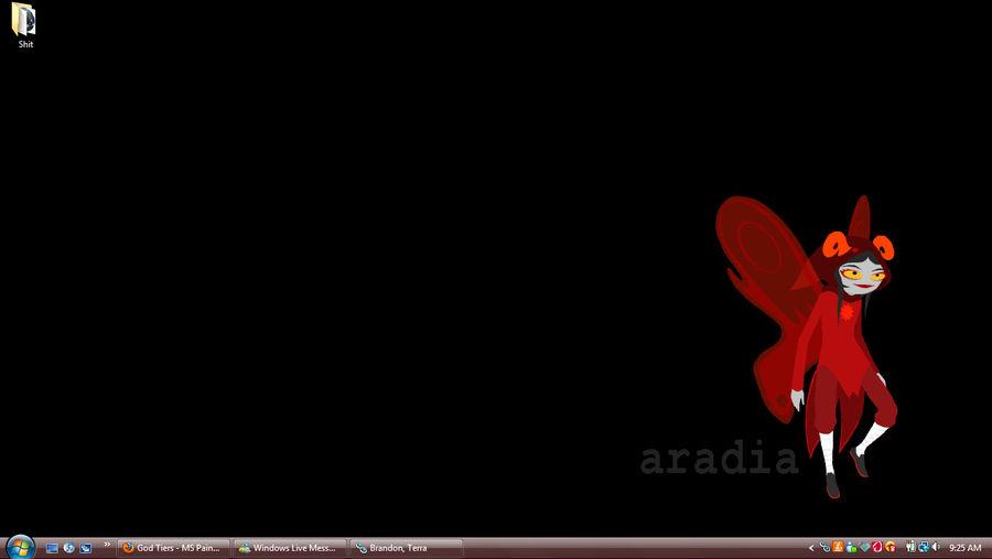 Aradia Desktop