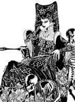 Tenebra Goddess of Night