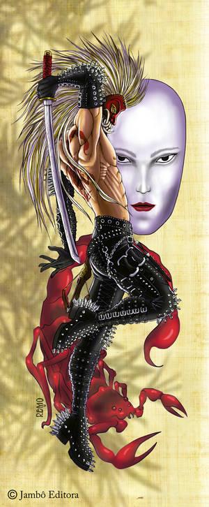 commission Tex Scorpion Mako