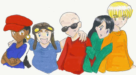 Group Shot  By: Miharuchan by KNDFansForever