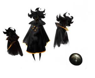 Black Sapphire (OC) by nolimetangere94