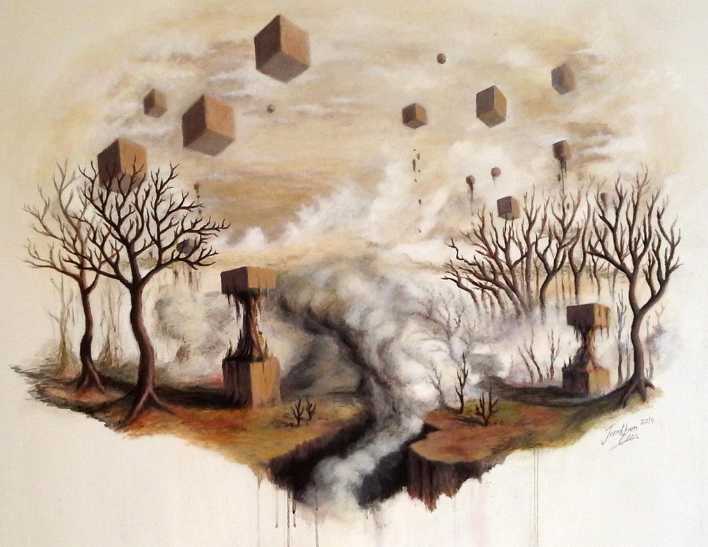 Arche' by BenJogan