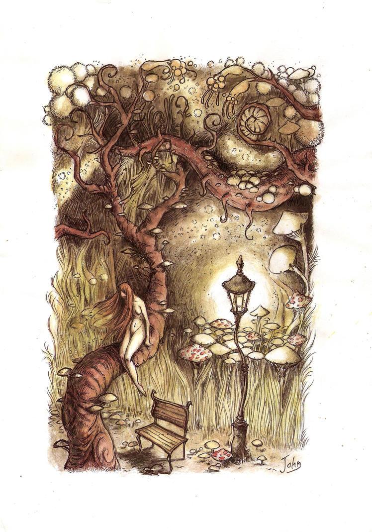 Mycology by BenJogan