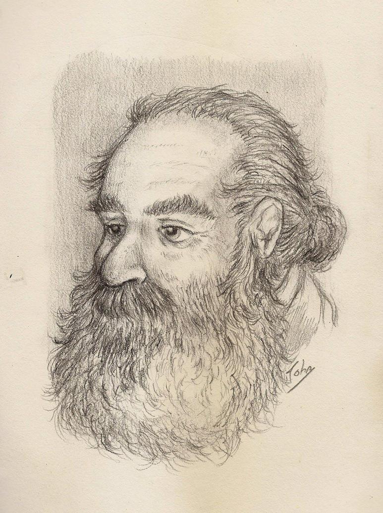 portrait by BenJogan