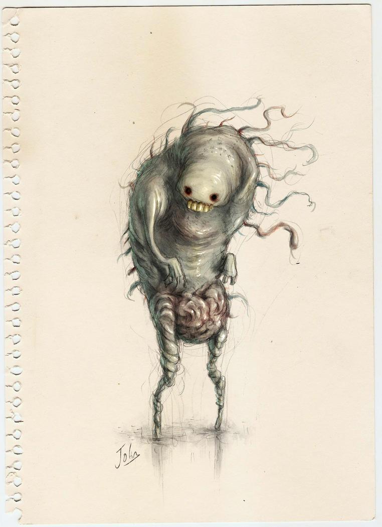 Mr Glomerulus by BenJogan