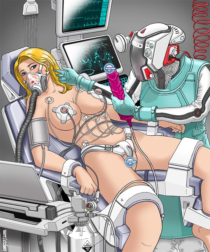 Erotic Dreams Gyno 92