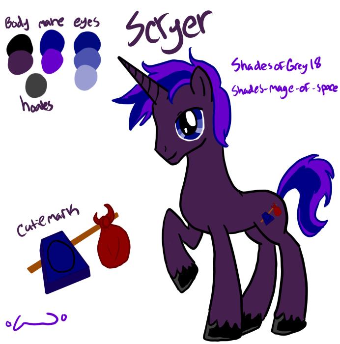 Scryer Scryer_vector_by_kisashika-d58un3y