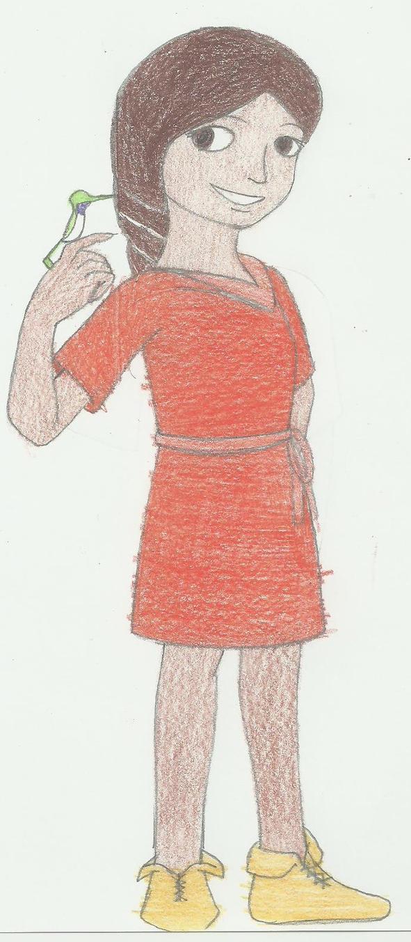 Pocahontas by Shellquake