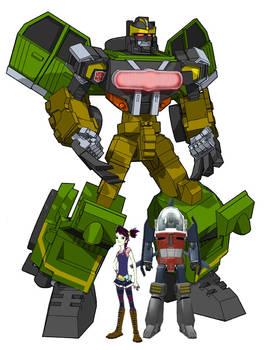 Cybertron meets Prime 2