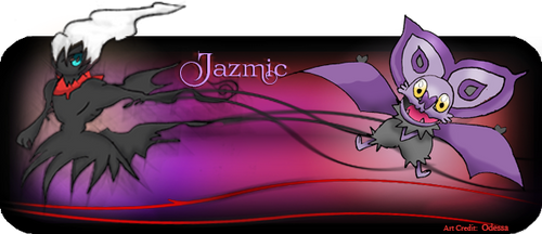 Signature Art for Jazmic's PFQ