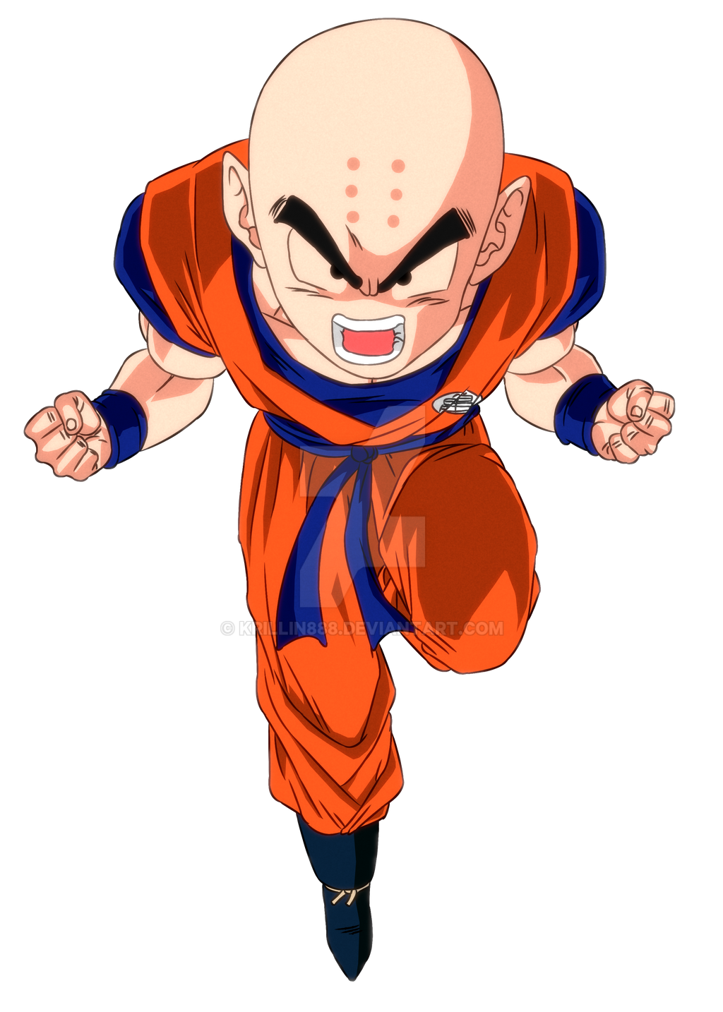 Krillin Dragonball Z Cell Saga By Krillin888 On Deviantart