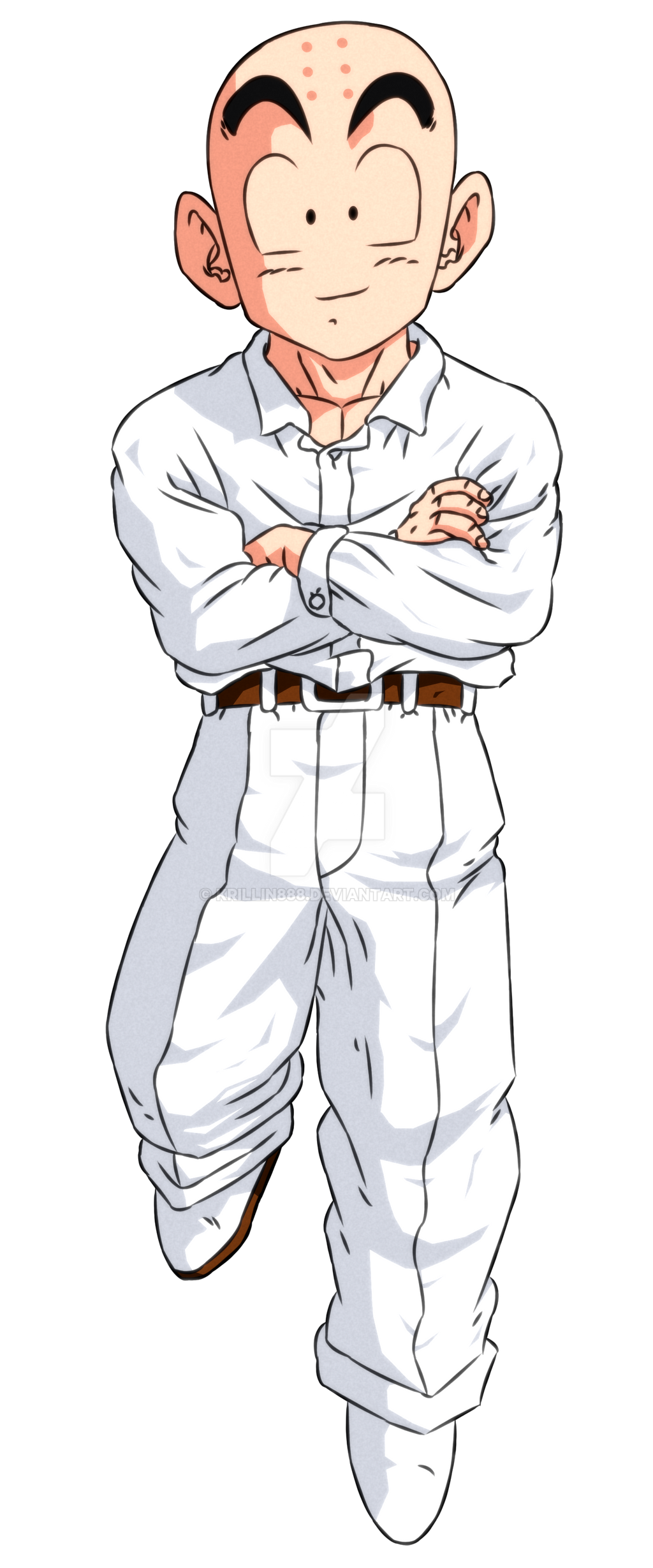 Krillin Dragonball Z Garlic Jr Saga V 2 By Krillin888 On Deviantart When we are first introduced to him he comes off as some tiny weak imp. krillin dragonball z garlic jr saga