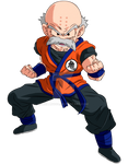 Krillin - Dragon Ball Redux (The-Devils-Corpse)