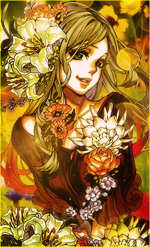 2 moar tags. Flowers_girl_by_lokos1-d7cdzab