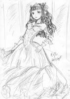 a princess by kei-kof