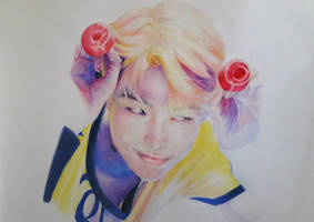 BTS - RM by forevercoolie