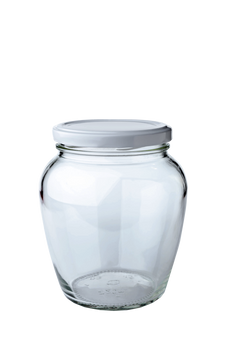 Round jar by imakestock