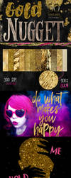 50 gold foil textures and backgrounds by imakestock