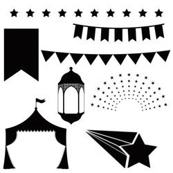 The circus vectorized by imakestock