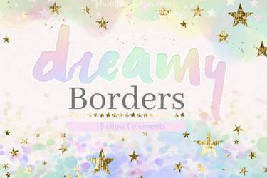 Rainbow Clipart Borders