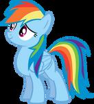 Rainbow Dash: A True, True Friend