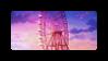 Ferris wheel stamp by Karen-Donna