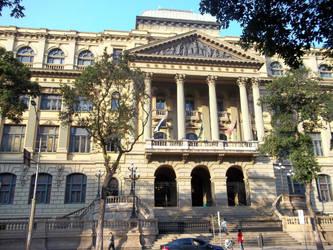 Biblioteca Nacional I by bluessaurus