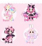 [ 2CLOSED ] Unicorns and Cuties*