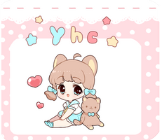 [ OPEN ] YCH [ Baby Sit ]