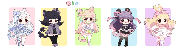 Offer to Adopt [ 4 and 5 OPEN ]