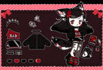 Goth Wolf *Crying Girl [ CLOSED ]