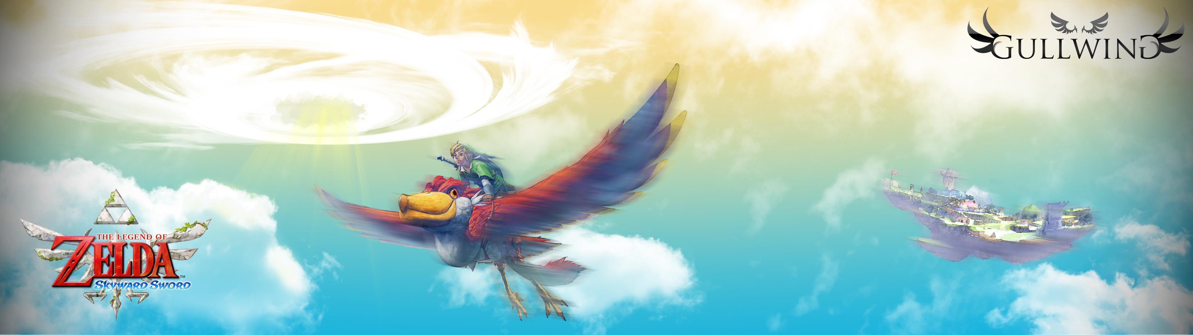 Legend Of Zelda Skyward Sword By Gullwingxtreme On Deviantart