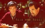 Criminal Minds Rossi and Reid