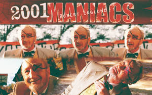 2001 Maniacs Robert Englund by Anthony258