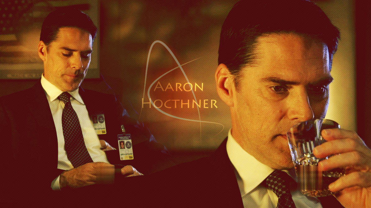Agent SSA HOTCHNER by Anthony258