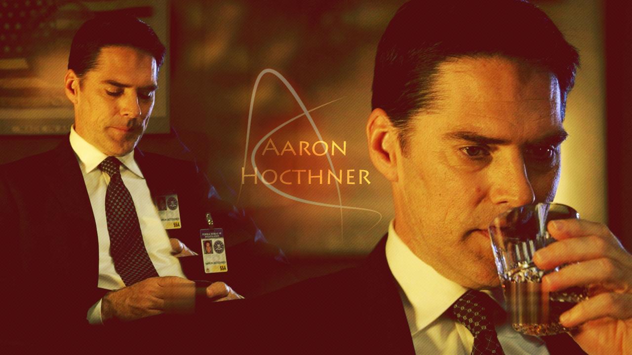 Agent SSA HOTCHNER by Anthony258