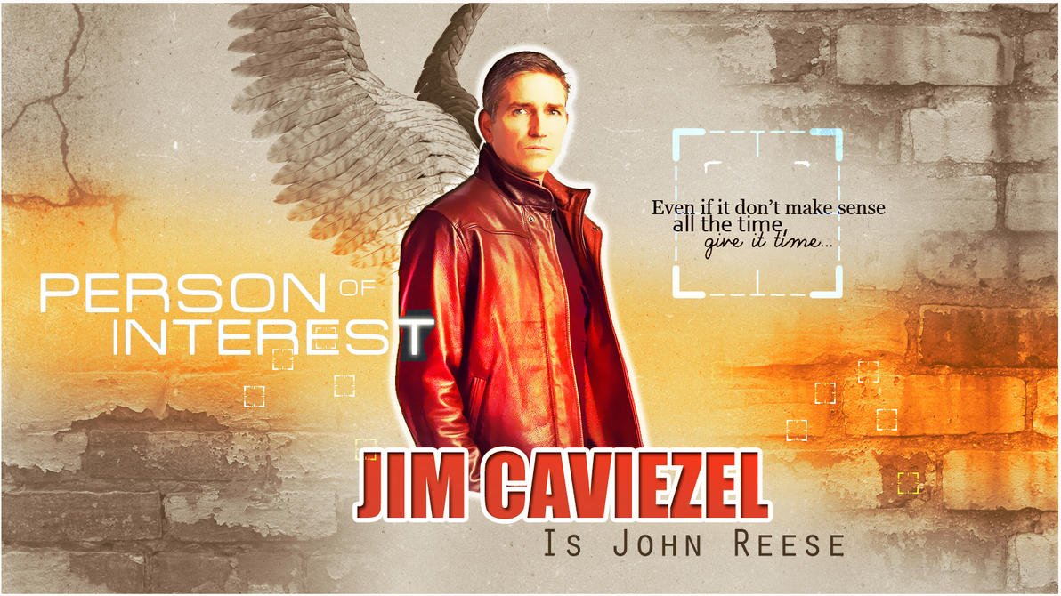 John reese person of interest by anthony258 on deviantart
