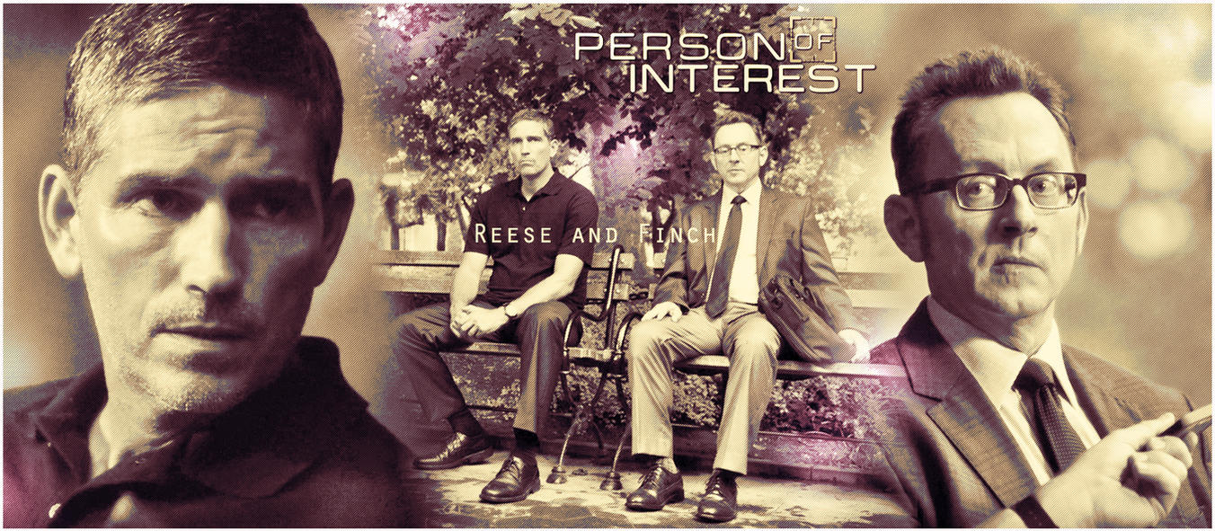 Person of interest mini Wall by Anthony258