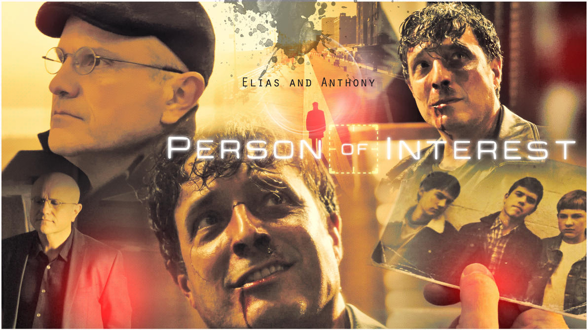 Person of interest Elias and Anthony by Anthony258