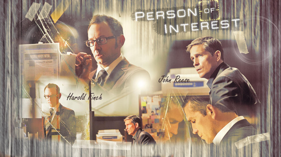 Team Person Of Interest by Anthony258