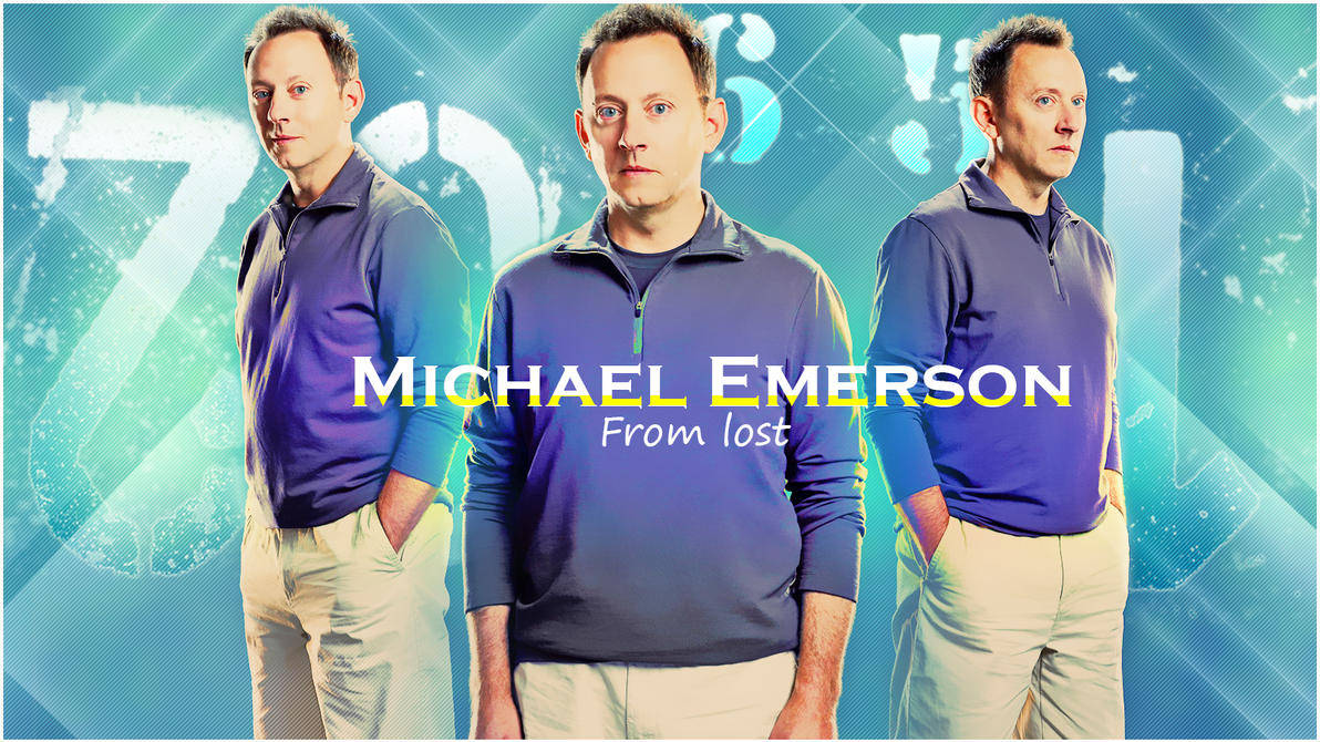 Michael Emerson from Lost by Anthony258