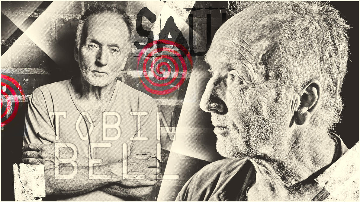 Tobin Bell by Anthony258