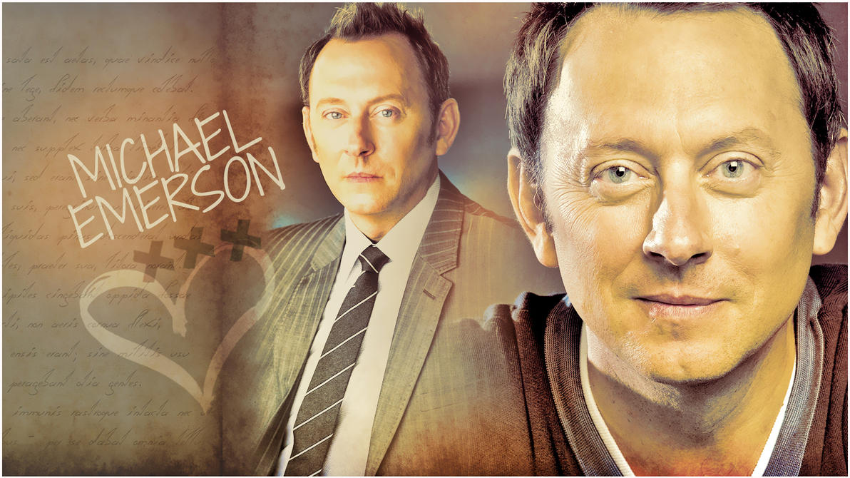 MICHAEL EMERSON background by Anthony258