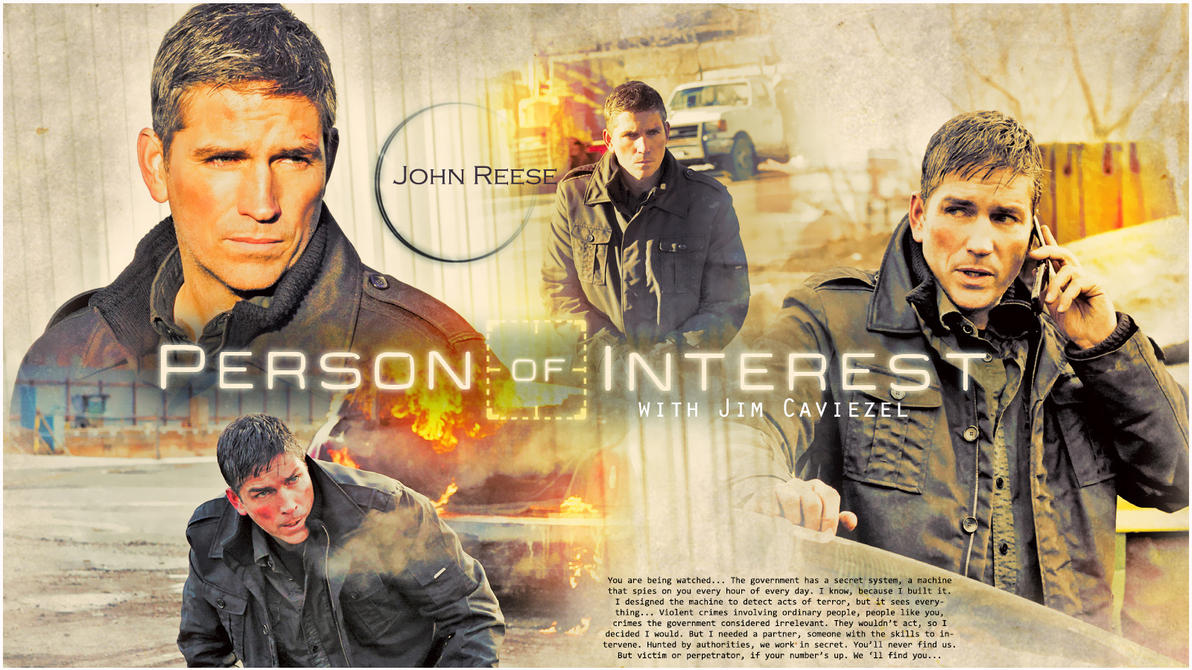 John Reese by Anthony258