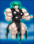 Tatsumaki Power (Unlock the pic)